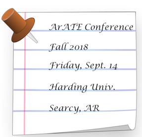save the date fall 2018 conference image